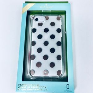 New Kate Spade iPhone Case 6 6s 7 8